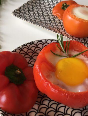 Légumes farcis végétariens