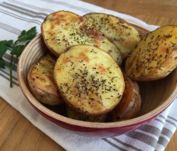 Pommes de terre rôties au four