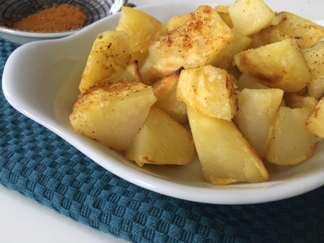 Pommes de terre sautées au karigosse