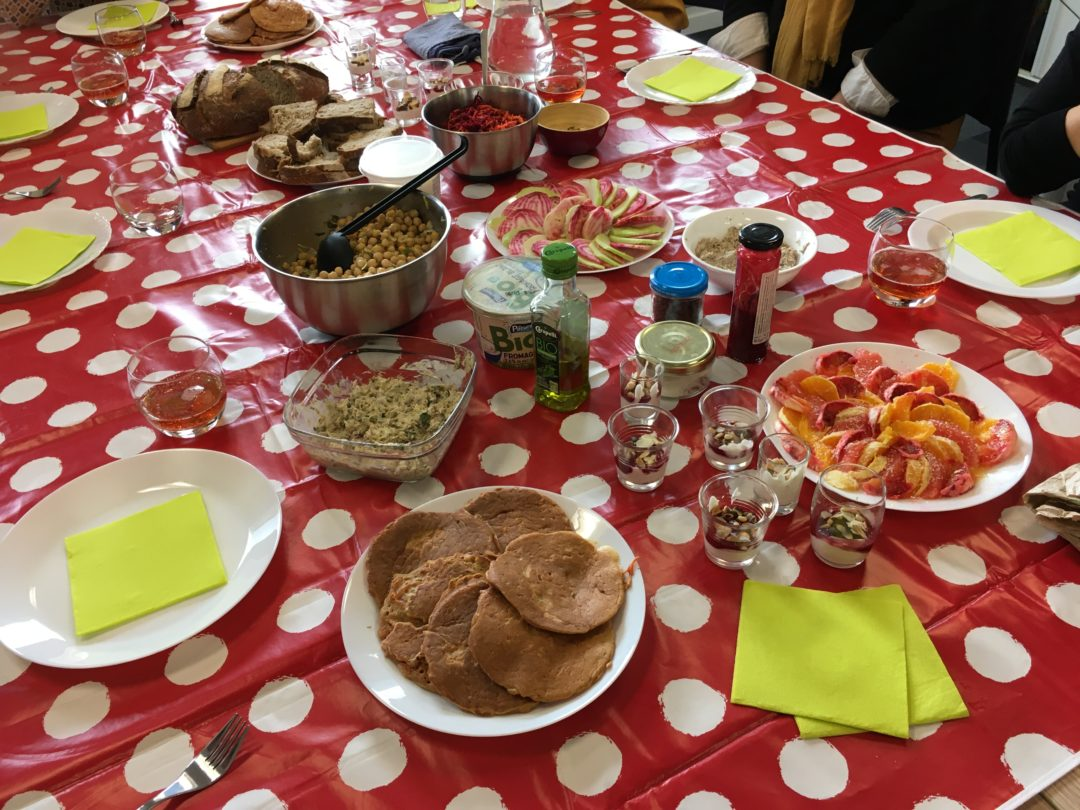 Atelier de cuisine MGEN Vannes fév20